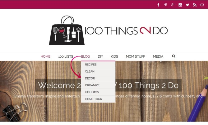 Website design by Michelle Carter of Carter Creations - 100Things2Do.ca
