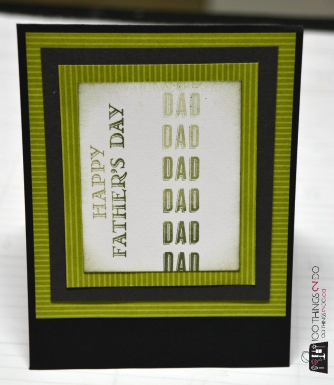 Superhero Father's Day cards - The Hulk