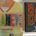 Creating string art