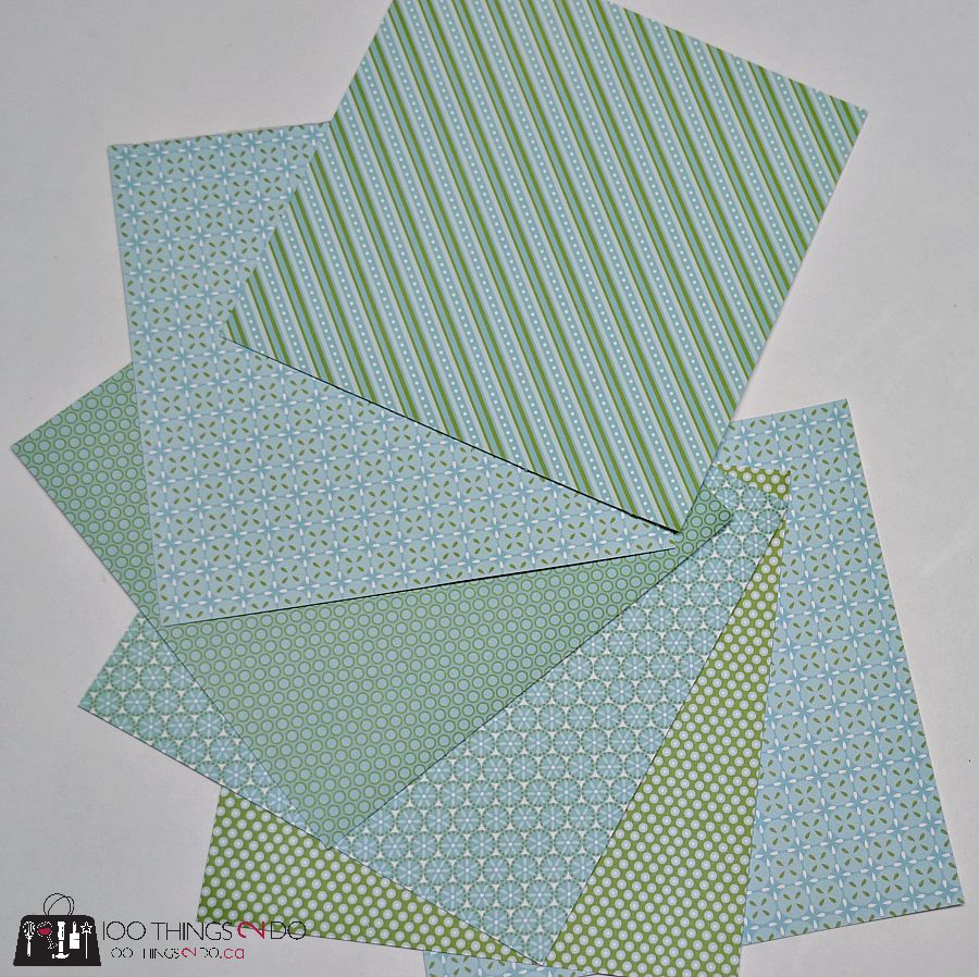 Scrapbook paper envelope - Bring Out Your Handy Dandy Envelope Maker Or Open Up An Envelope You Already Have And Trace The Outline Onto Your Scrapbook Paper
