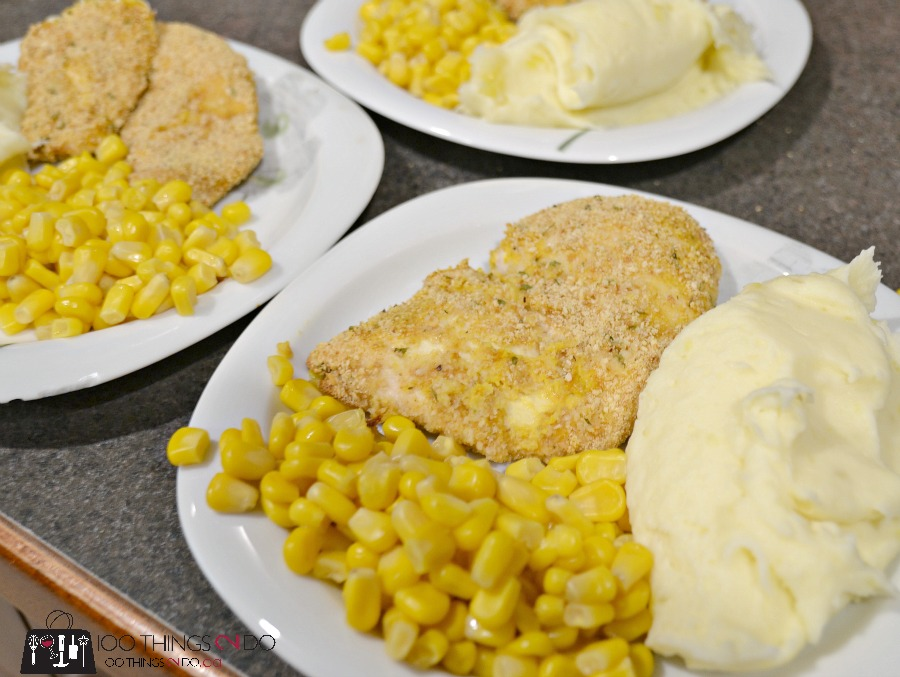 Mustard chicken - a quick and easy weeknight meal