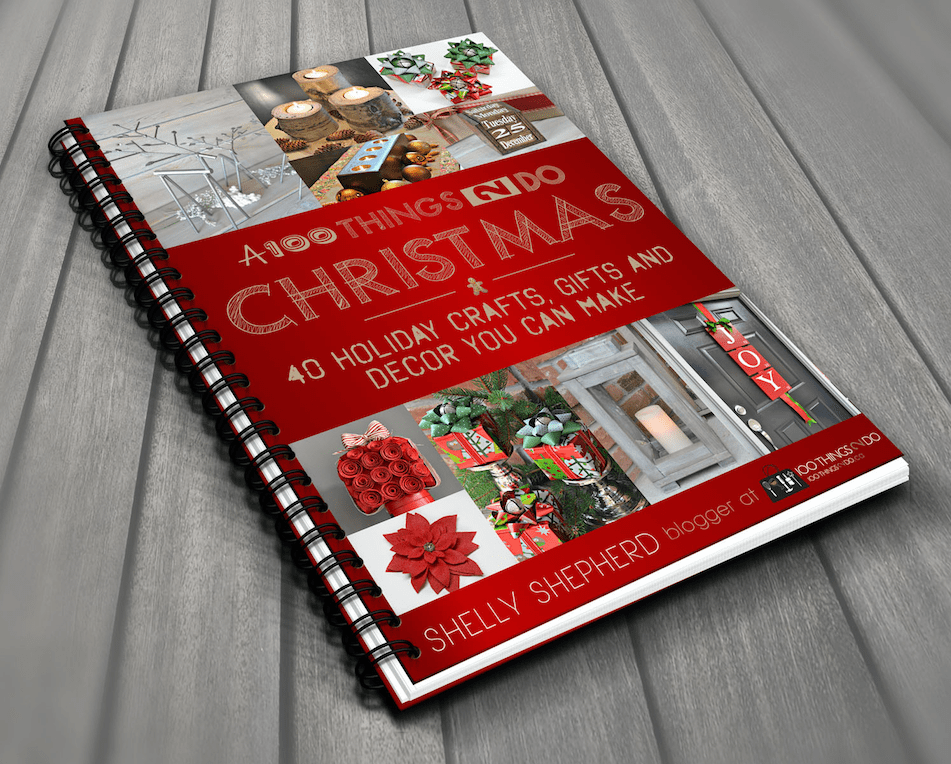 Craft book - A 100Things2Do Christmas