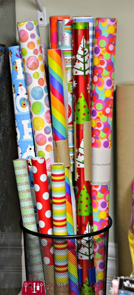 wrapping paper storage - 4