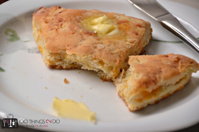 Cheese & Onion Scones 6