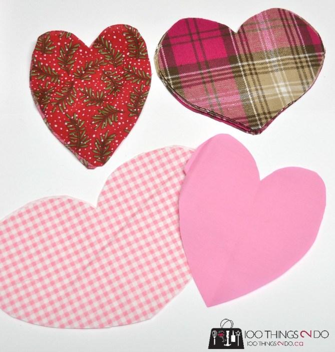 Heart Sachet - 2