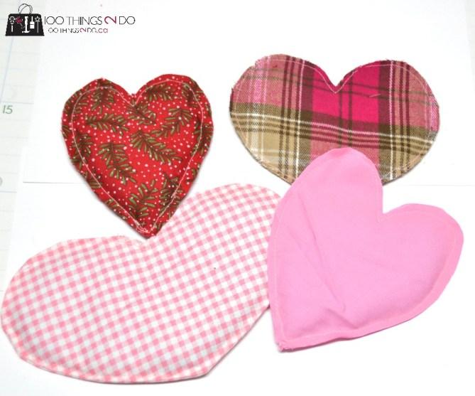 Heart Sachet - 4