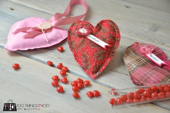Heart Sachet - 5