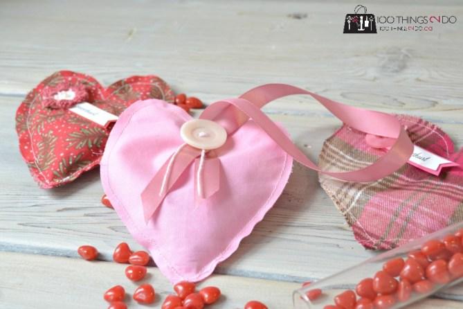 Heart Sachet - 7