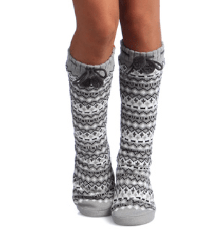 slipper socks / muk luks