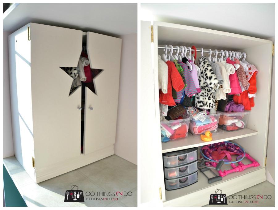 DIY American Girl Dollhouse W