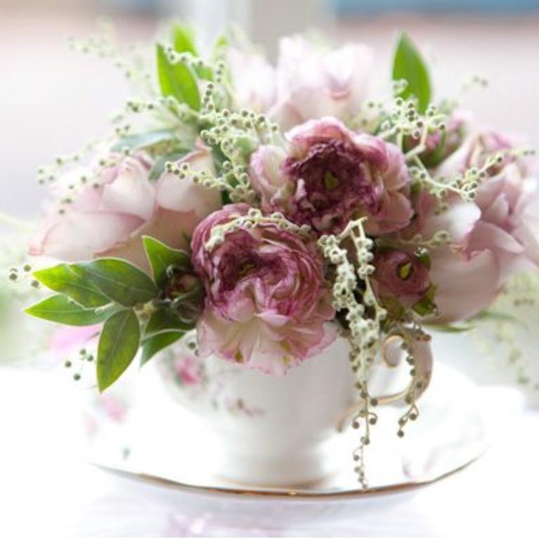 Teacup Bouquet - 4