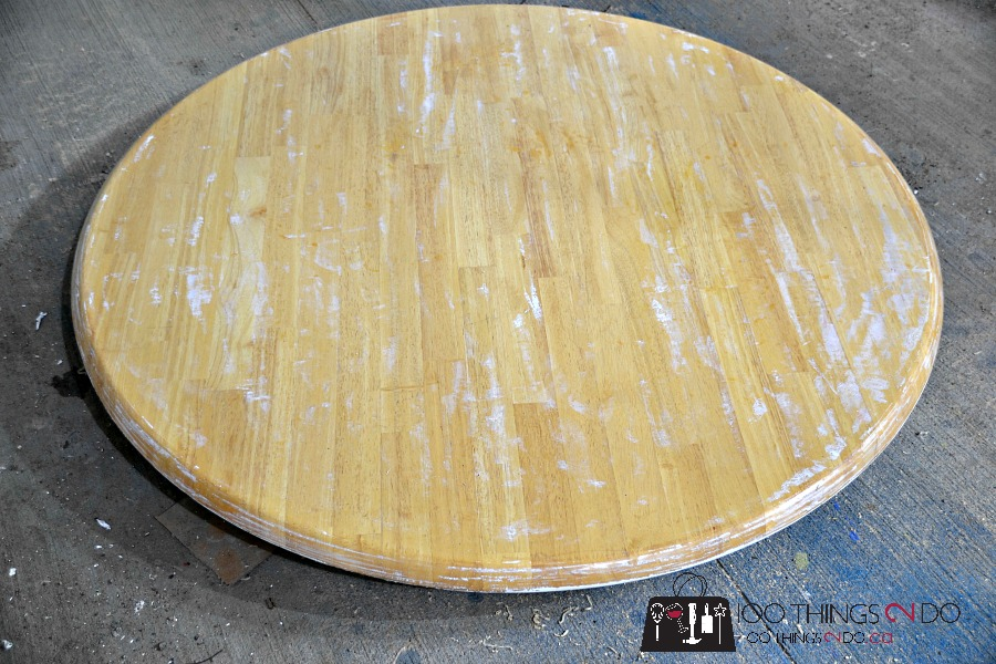 Furniture Makeover Game Table