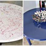 Game table / Kitchen table makeover