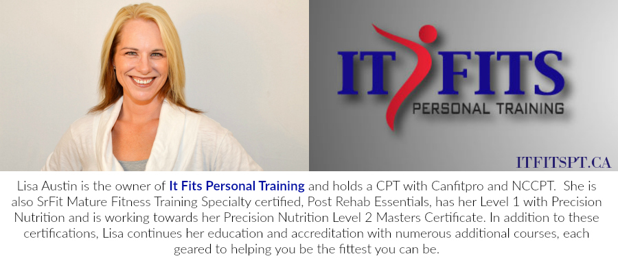 It Fits Personal Training - Lisa Austin