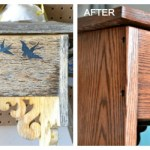 Adding curb appeal - Mailbox Makeover