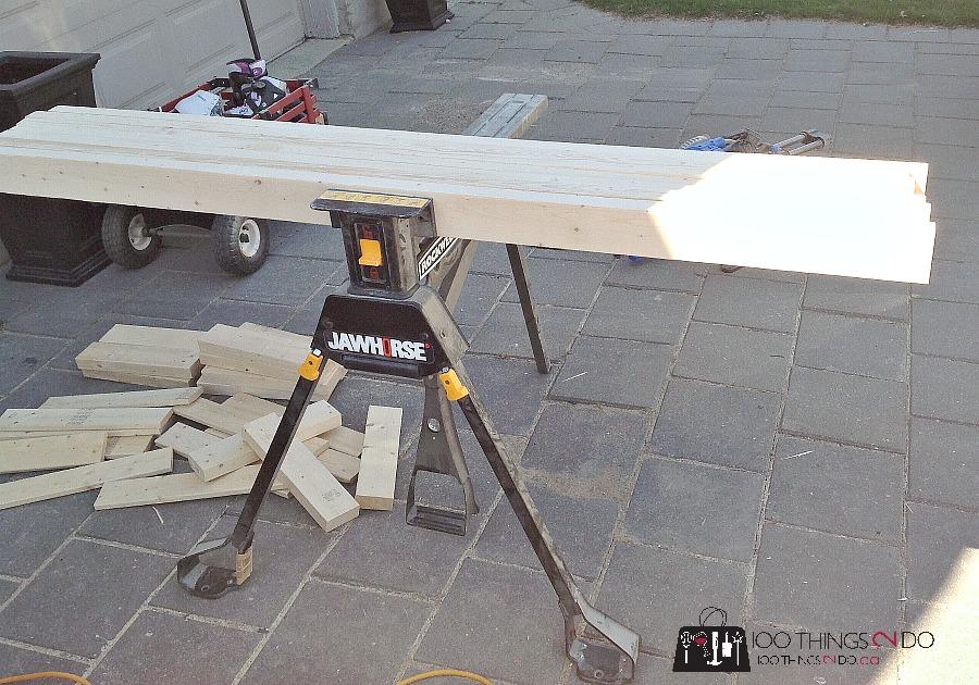 Rockwell tools - Sawhorse 0-37