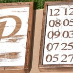 Make your own farmhouse style signs