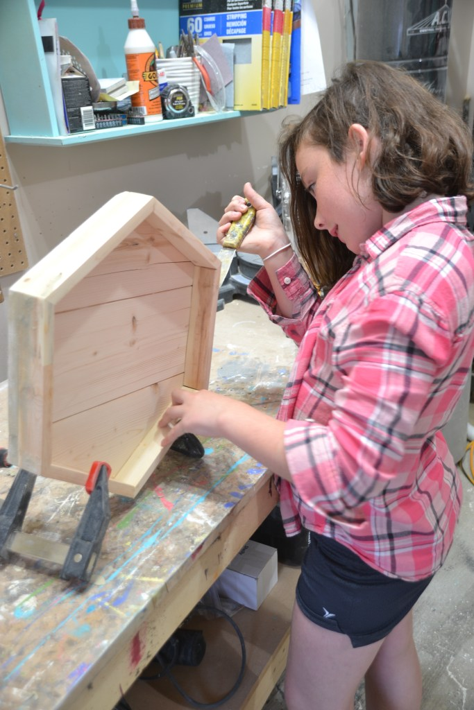 Tutorial - DIY decorative trays, hexagonal trays, nesting trays