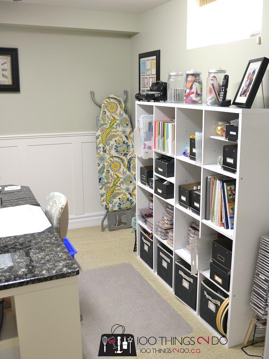 Craft room, Craft Studio, organizing your craft room
