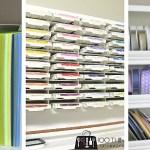 Craft room, craft room storage, craft studio, organizing your craft room