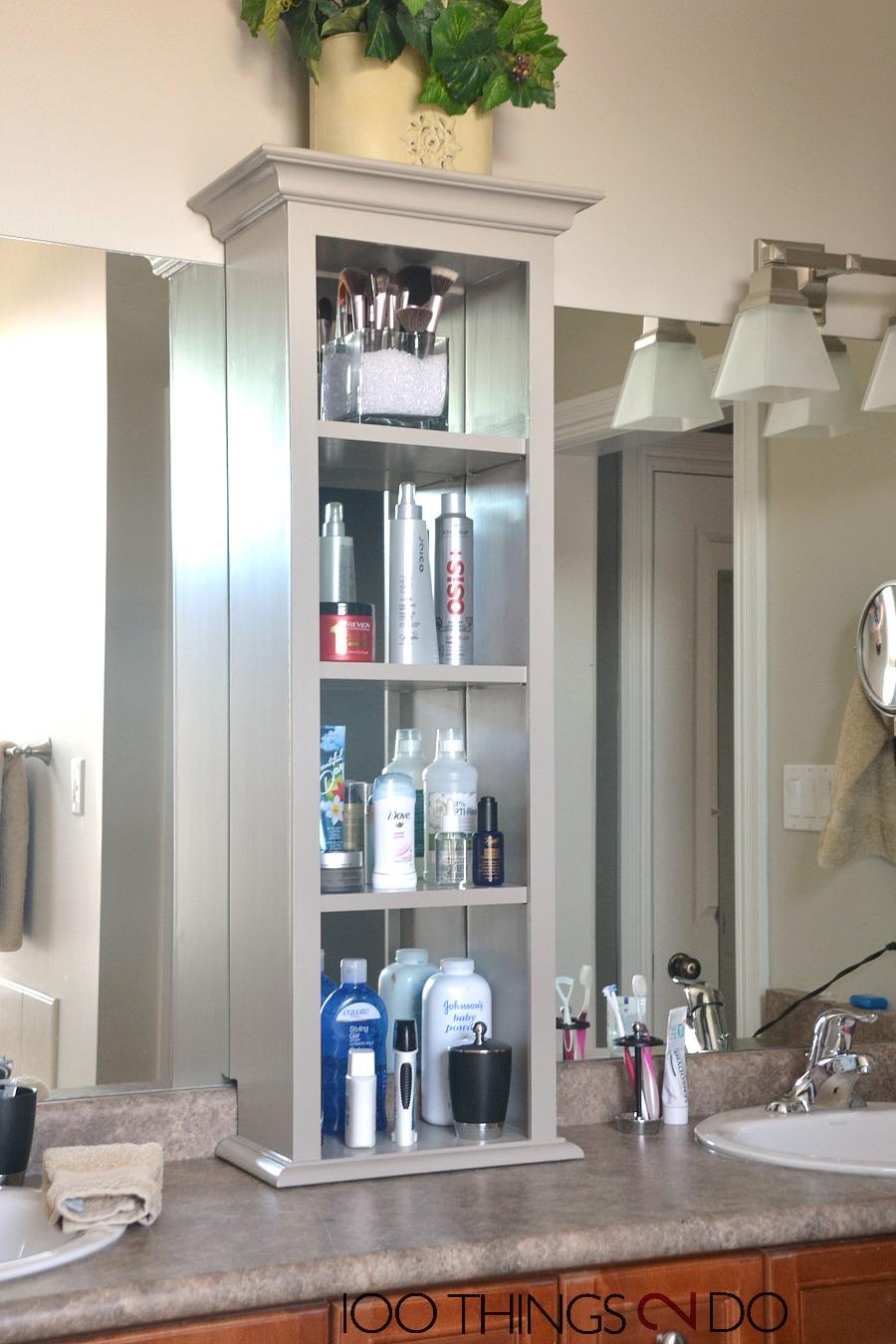 bathroom counter storage tower. bathroom storage tower, vanity cabinet on vanity, counter tower u