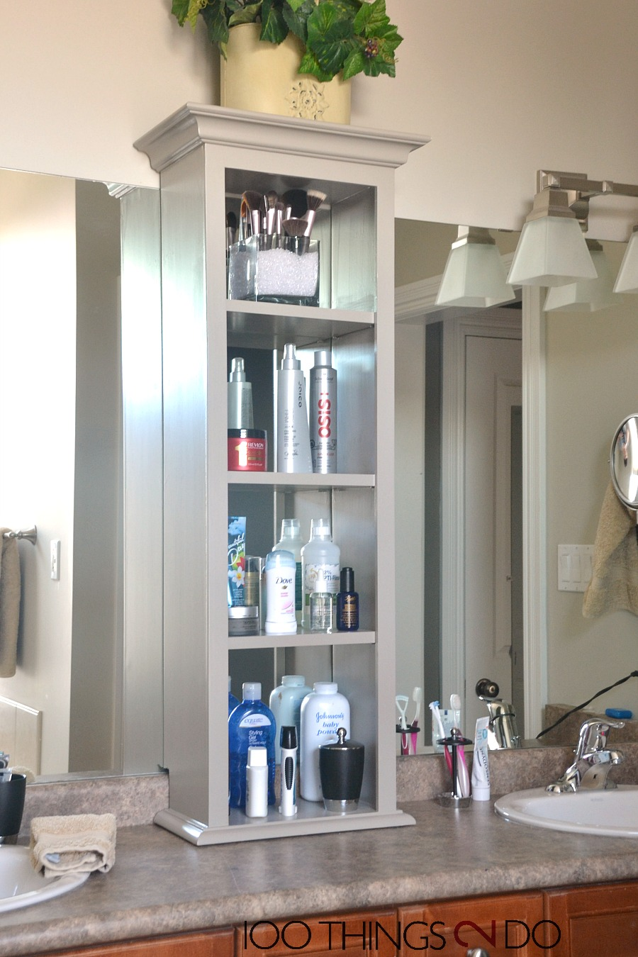 Vanity Cabinets For Bathrooms 100 Things 2 Do