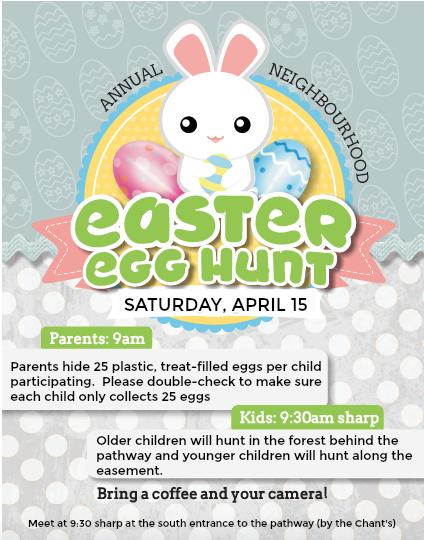 Easter Egg Hunt Invitation And Easter Scavenger Hunt Printable 100
