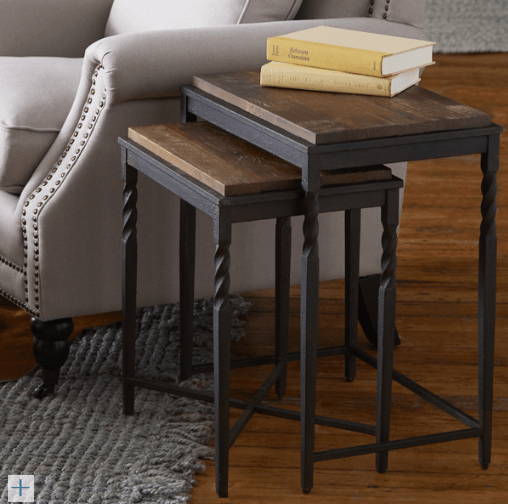 Birch Lane nesting tables