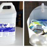 Plastic jug, repurposed plastic jug, upcycled plastic jug, water jug, what to do with plastic jugs