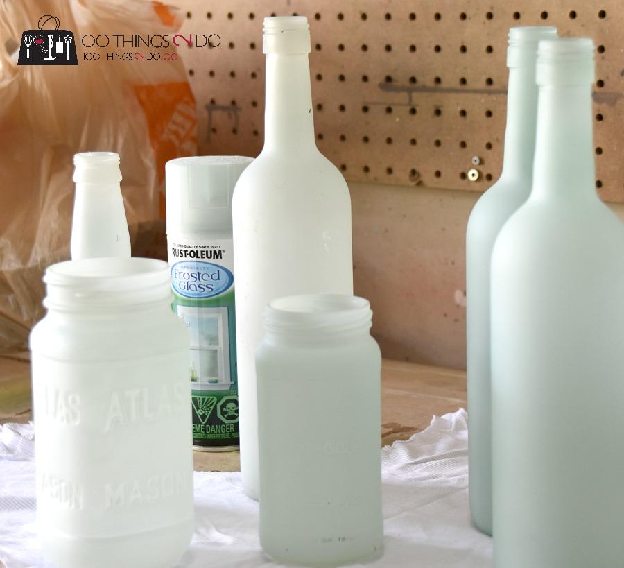 Coastal Decor with DIY Sea Glass | 100 Things 2 Do