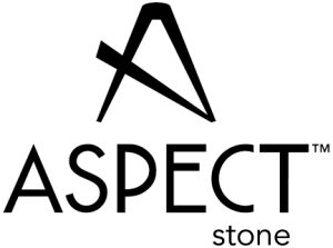 Aspect Peel & Stick Tiles, Aspect Stone