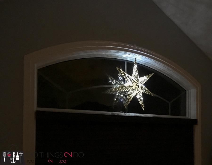 Scandinavian star, Swedish star, star lantern, 7 pointed star, Christmas star, metal star, star lantern, star light