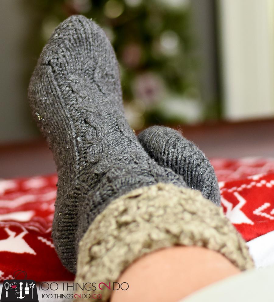 Reading socks