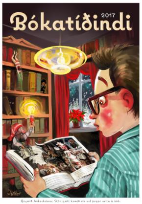 Bokatidindi, Christmas book catalogue, Yule book catalogue, Book news, Iceland's Book Catalogue 2017
