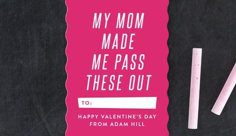 Classroom Valentine's, Valentine's Day cards, Valentine's for kids, Minted Valentine's