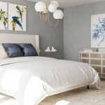 Affordable interior design, online interior design, master bedroom makeover, grey master bedroom, gray master bedroom, master bedroom and Modsy