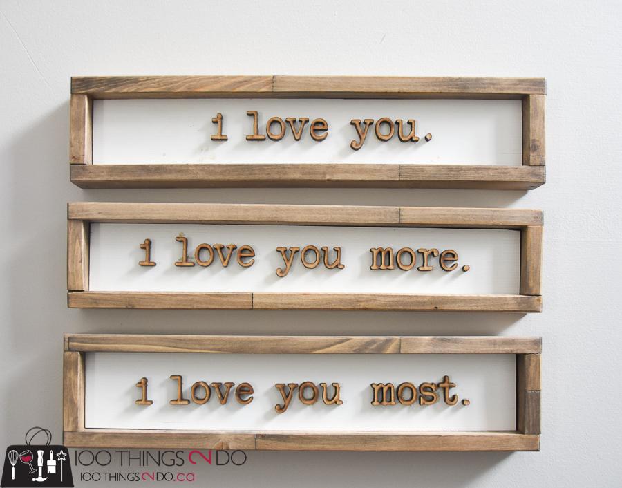Simple Rustic Wood Frames 100 Things 2 Do