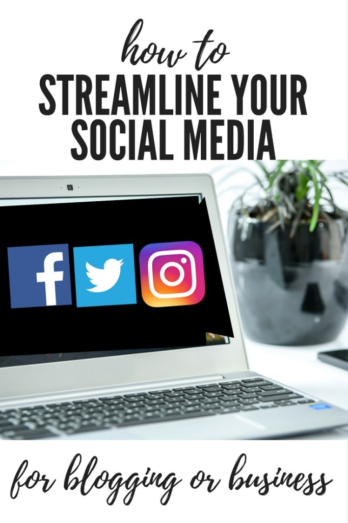 How to streamline your social media and save hours of work, Cinchshare, Blogging, social media