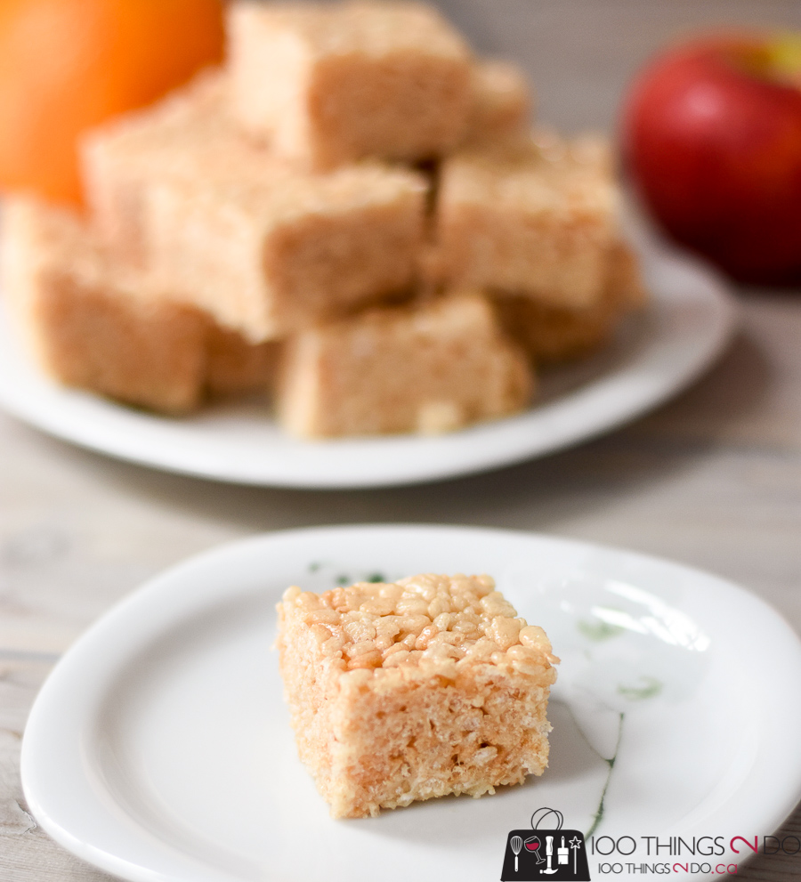 The key to gooey rice krispie treats, rice krispie squares, after school [...] </p data-recalc-dims=