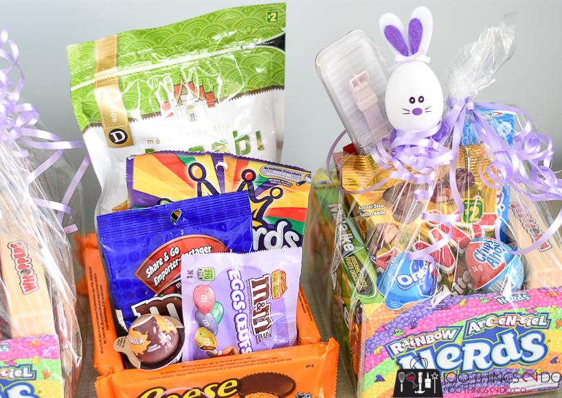 Edible easter basket 100 things 2 do edible easter basket easter basket ideas easter basket treats candy easter baskets negle Gallery