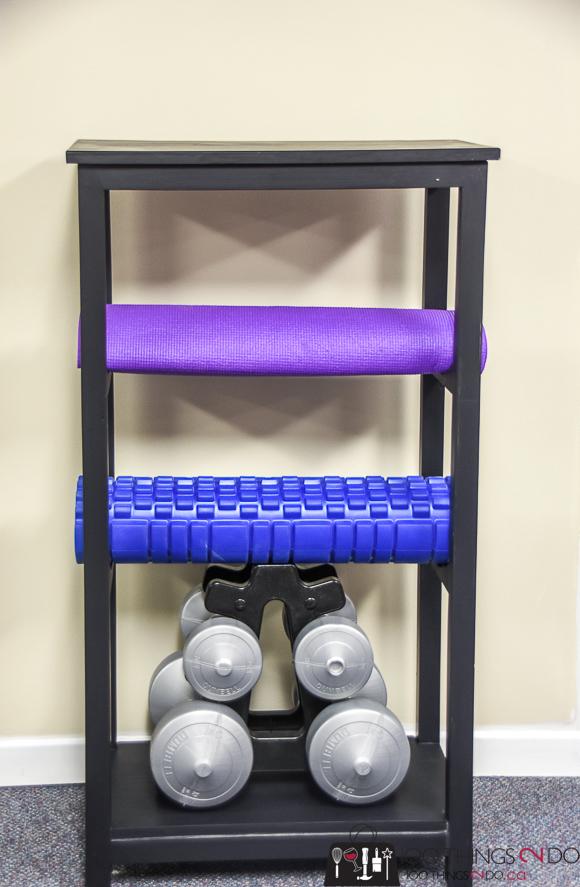 Yoga Mat Storage Treadmill Table 100 Things 2 Do