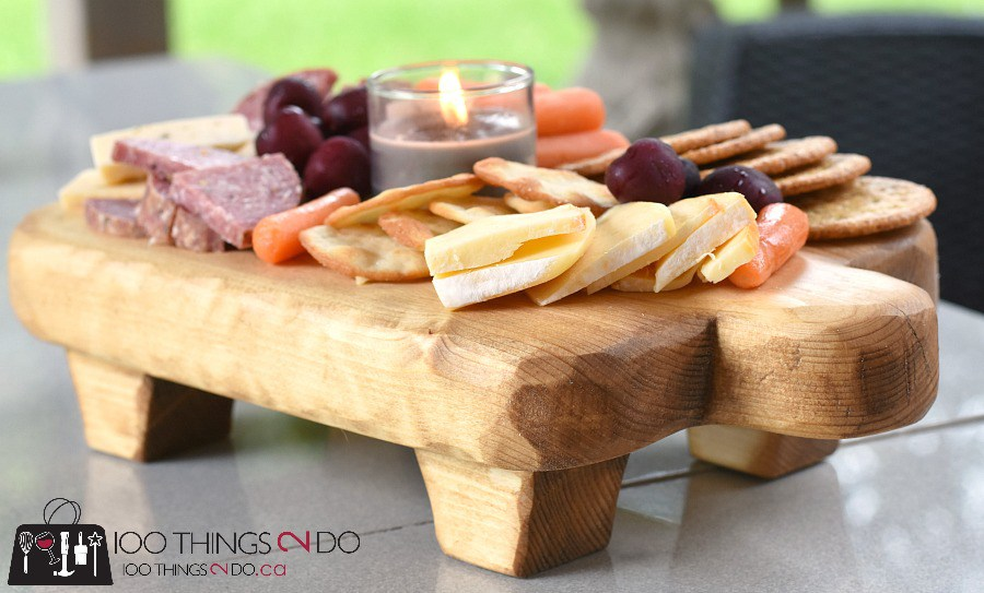 Mother's Day gift ideas: charcuterie board