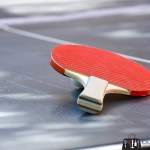 DIY ping pong table, ping pong table, folding ping pong table, backyard fun, backyard games