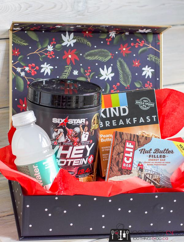 Christmas gift idea for the health nut