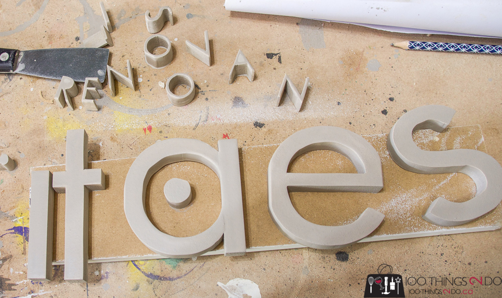 Scroll saw sign, business logo sign, wood sign made with scroll saw