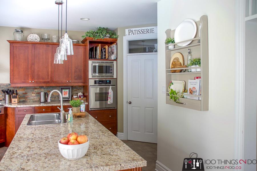 Wall-mounted plate rack, plate rack, DIY plate rack, plate display rack