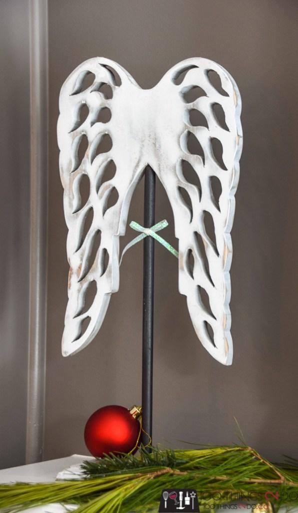 Wooden Angel wings, DIY angel wings, wood angel wings, decorative angel wings