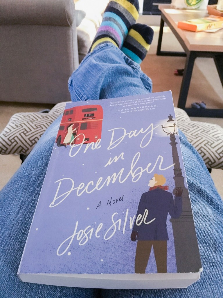 One Dayin December, Josie Silver