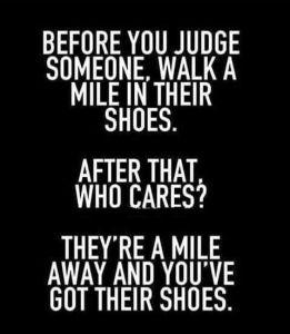 Shoe meme