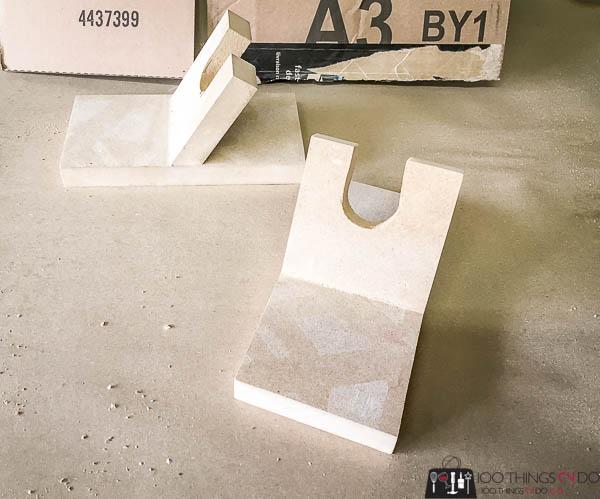 Hot glue gun holder, hot glue gun stand, glue gun holder, glue gun stand